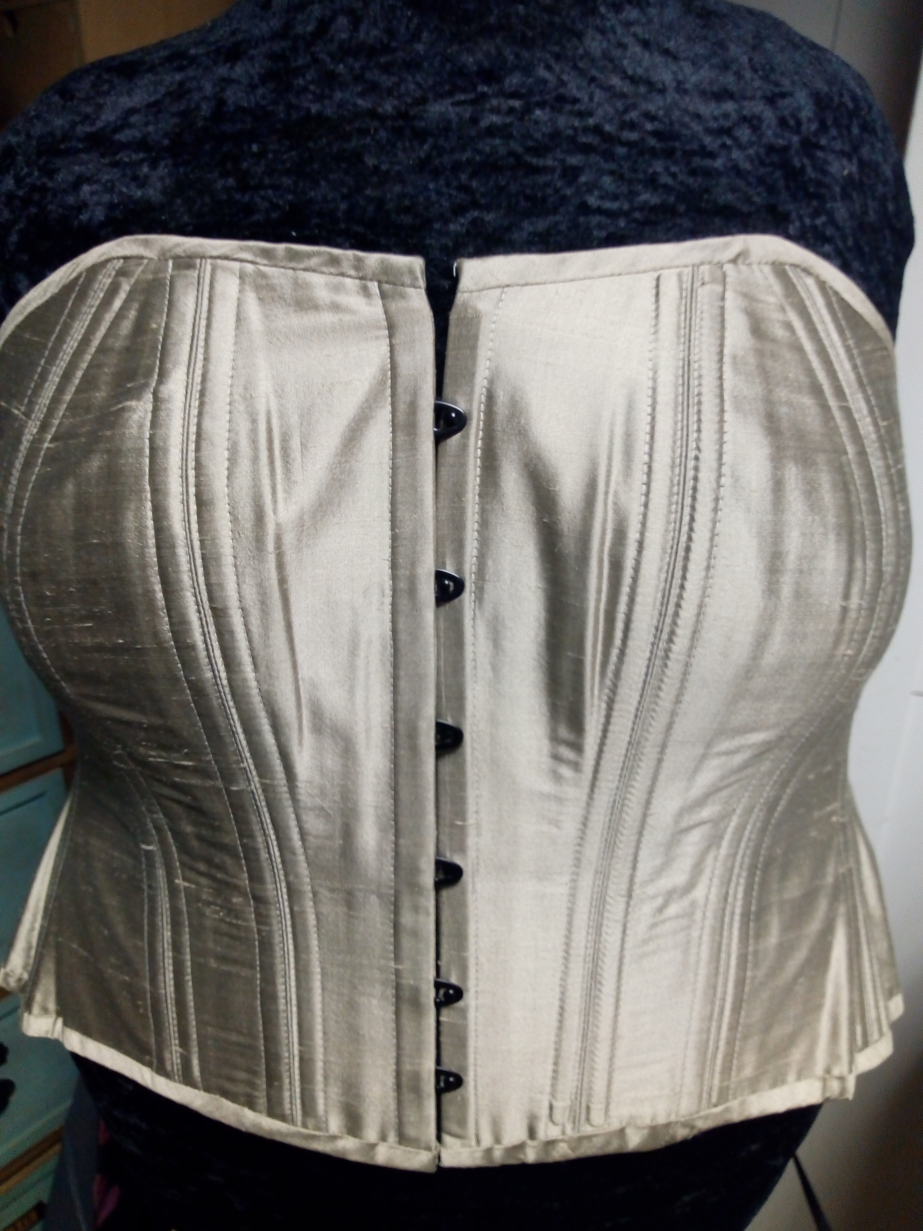 Overbuste corset